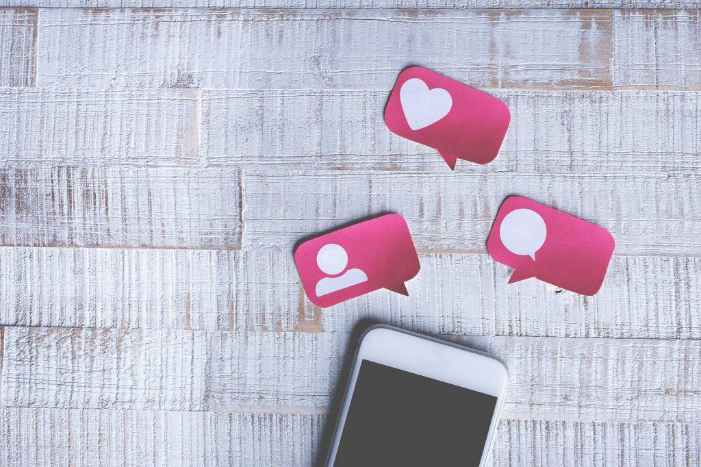 Lokales Marketing Social Media