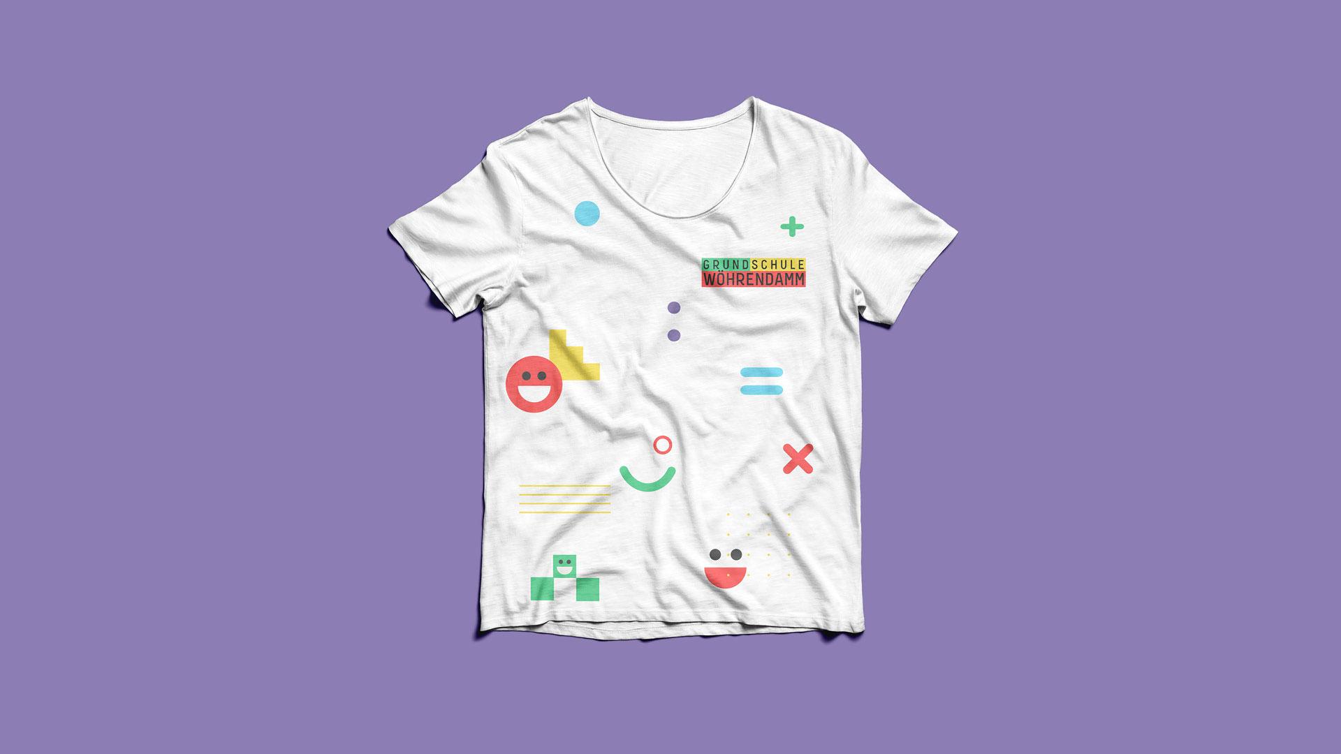 Grundschule Wöhrendamm Merchandise T-Shirt