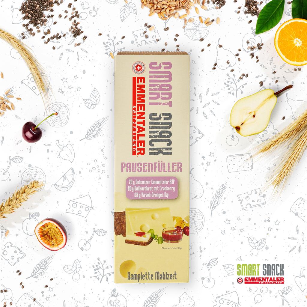 Emmentaler Smart Snack Pausenfüller Packaging Thumbnail