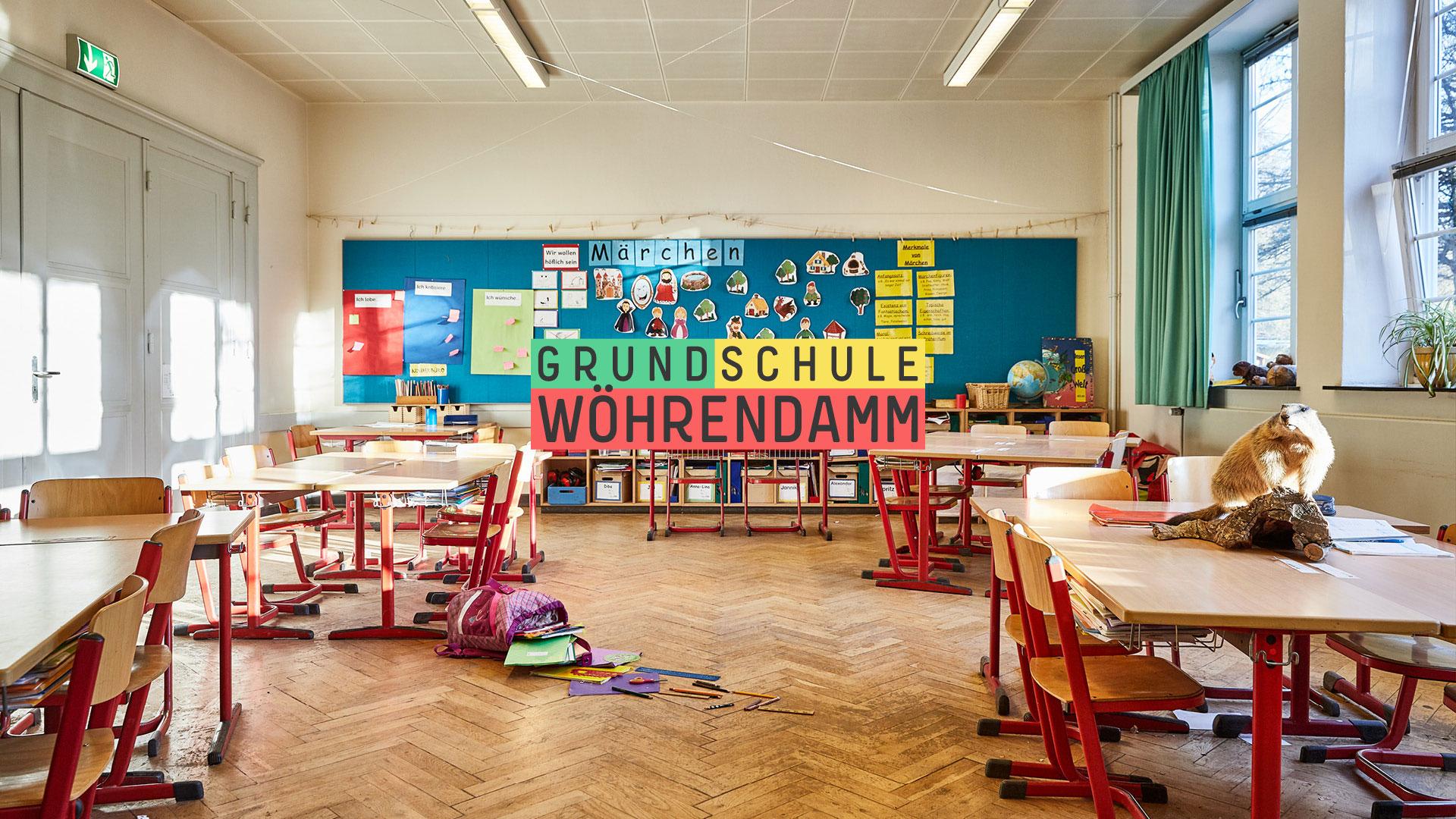 Grundschule Wöhrendamm Klassenzimmer 2