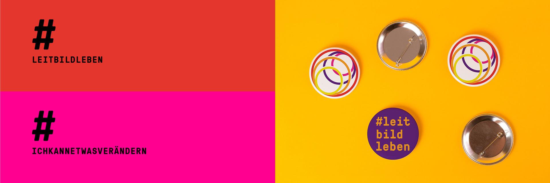 Otto-Hahn-Schule Merchandise Buttons