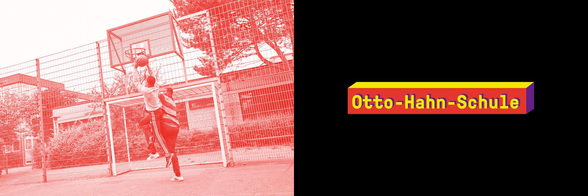 Otto-Hahn-Schule Brand Design Sticker