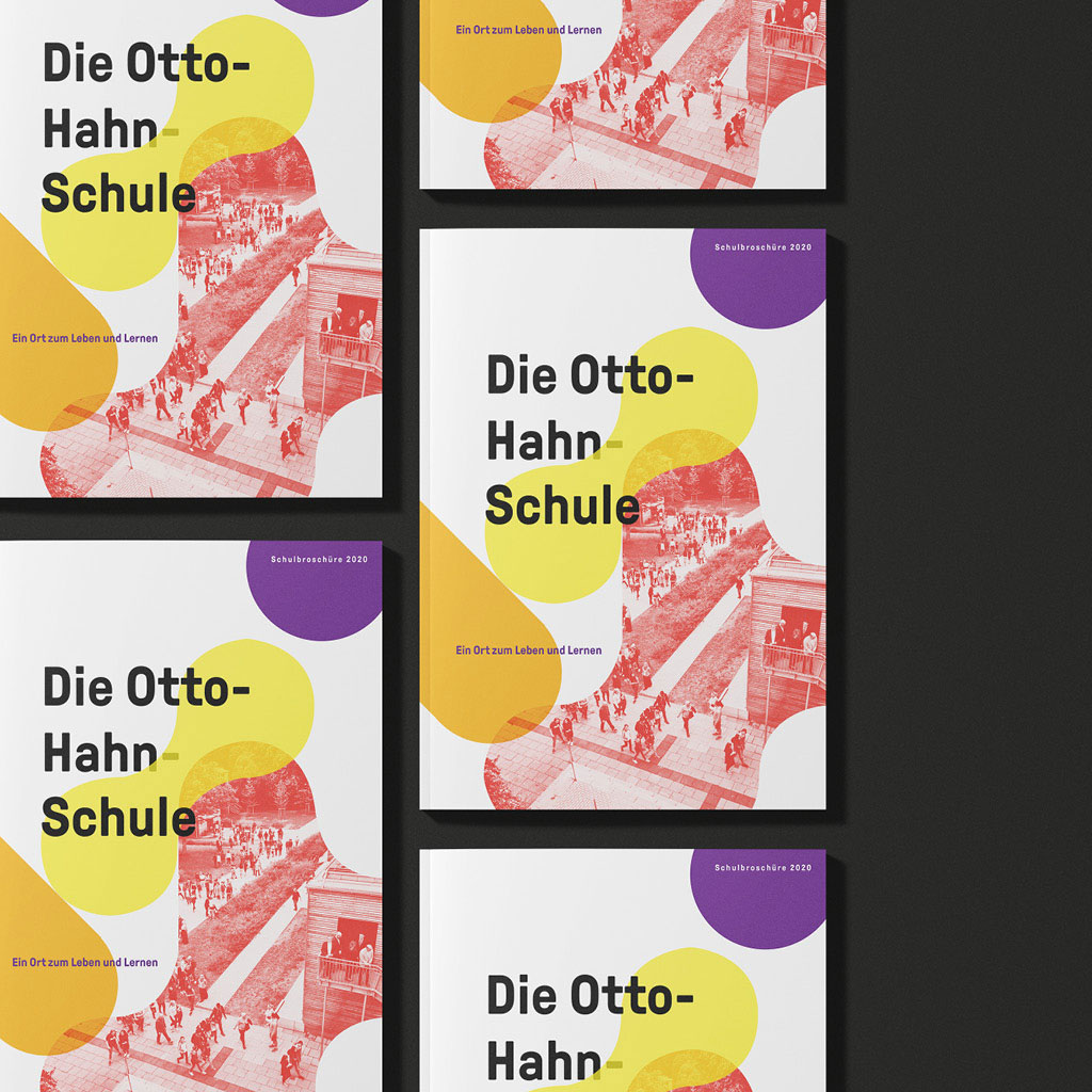 Otto-Hahn-Schule Cover Magazin Thumbnail