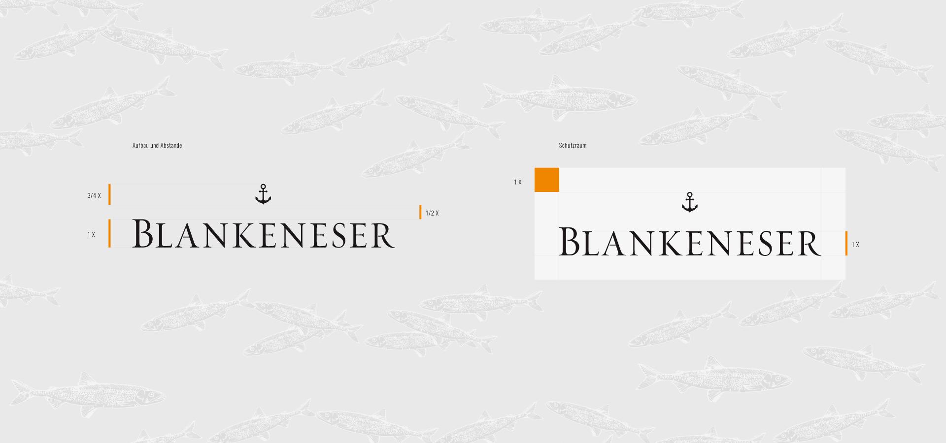 BLANKENESER Gin Logo