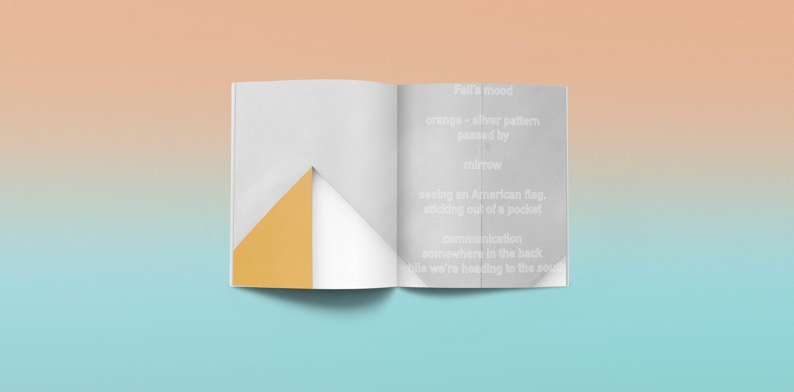 Henrik Eiben Running on Sunshine Katalog innen