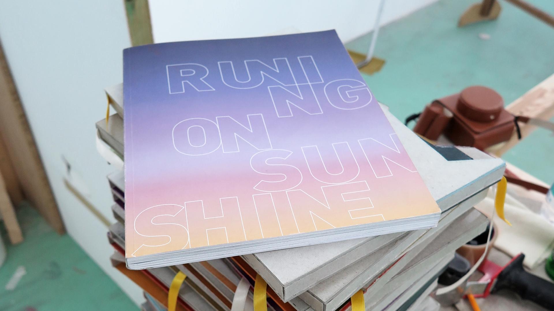 Henrik Eiben Running on Sunshine Katalog von vorne