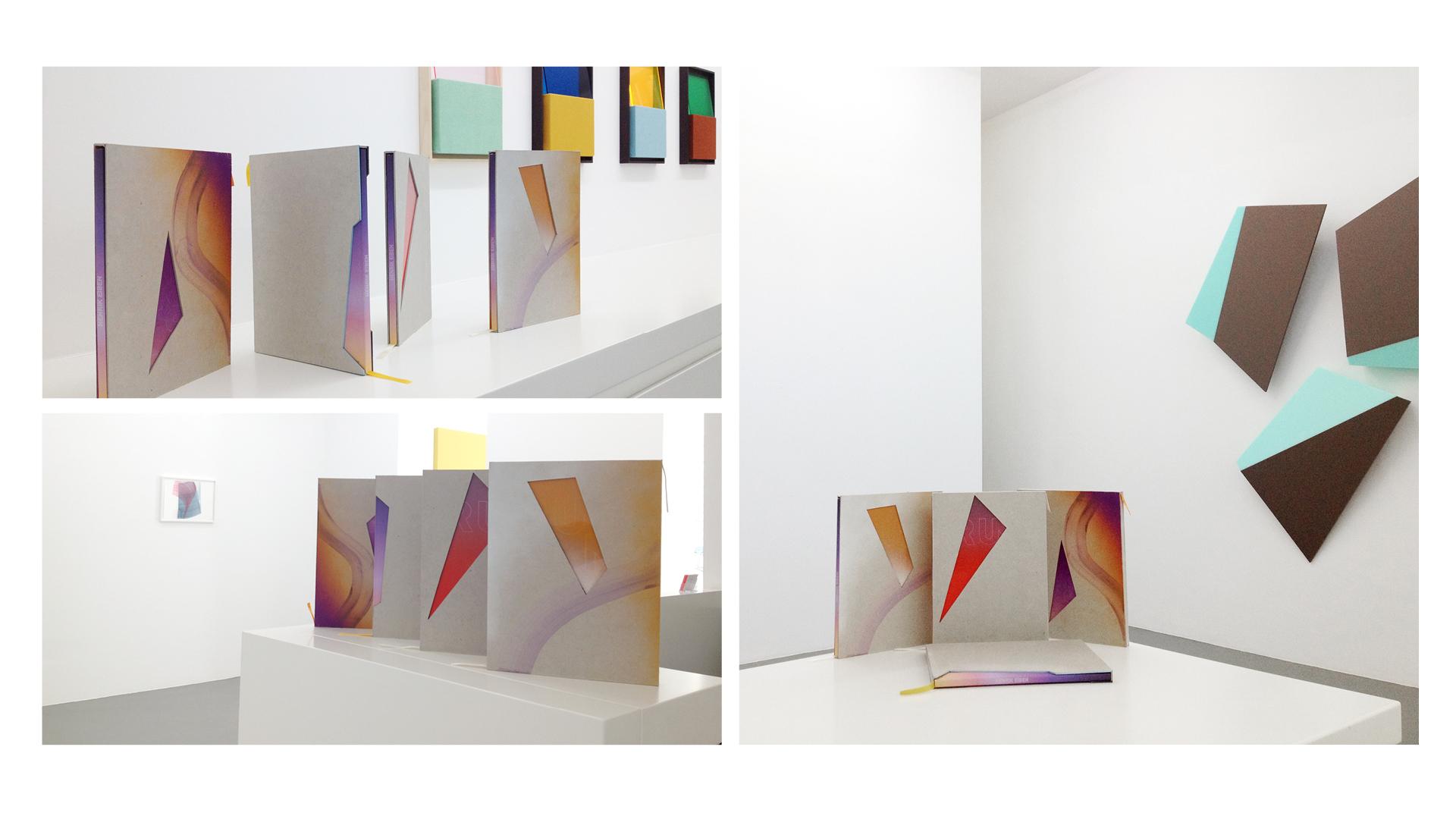 Henrik Eiben Running on Sunshine Schuber Design 2