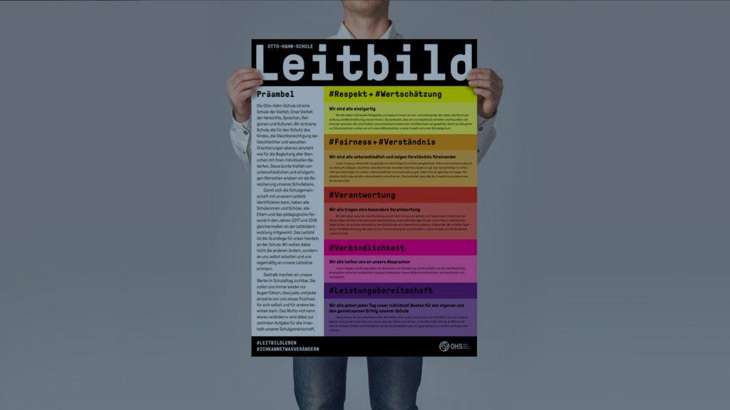BEN&JAN Blog Slider Corporate Design für Schulen