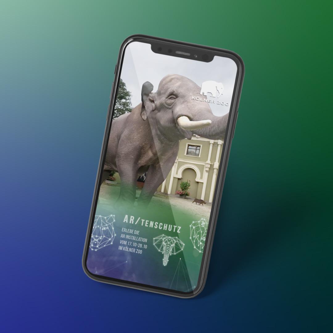 Koelner Zoo x Snapchat Thumbnail