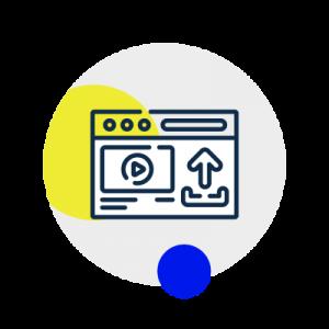 Content Creation Icon Asset Management