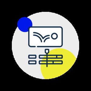 Content Creation Icon Motion Design
