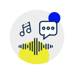 Content Creation Icon Musik