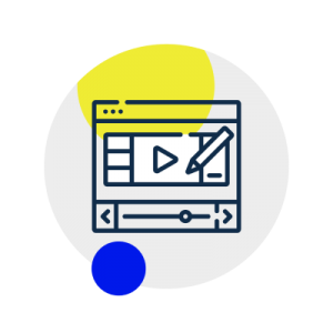 Content Creation Icon Recuts