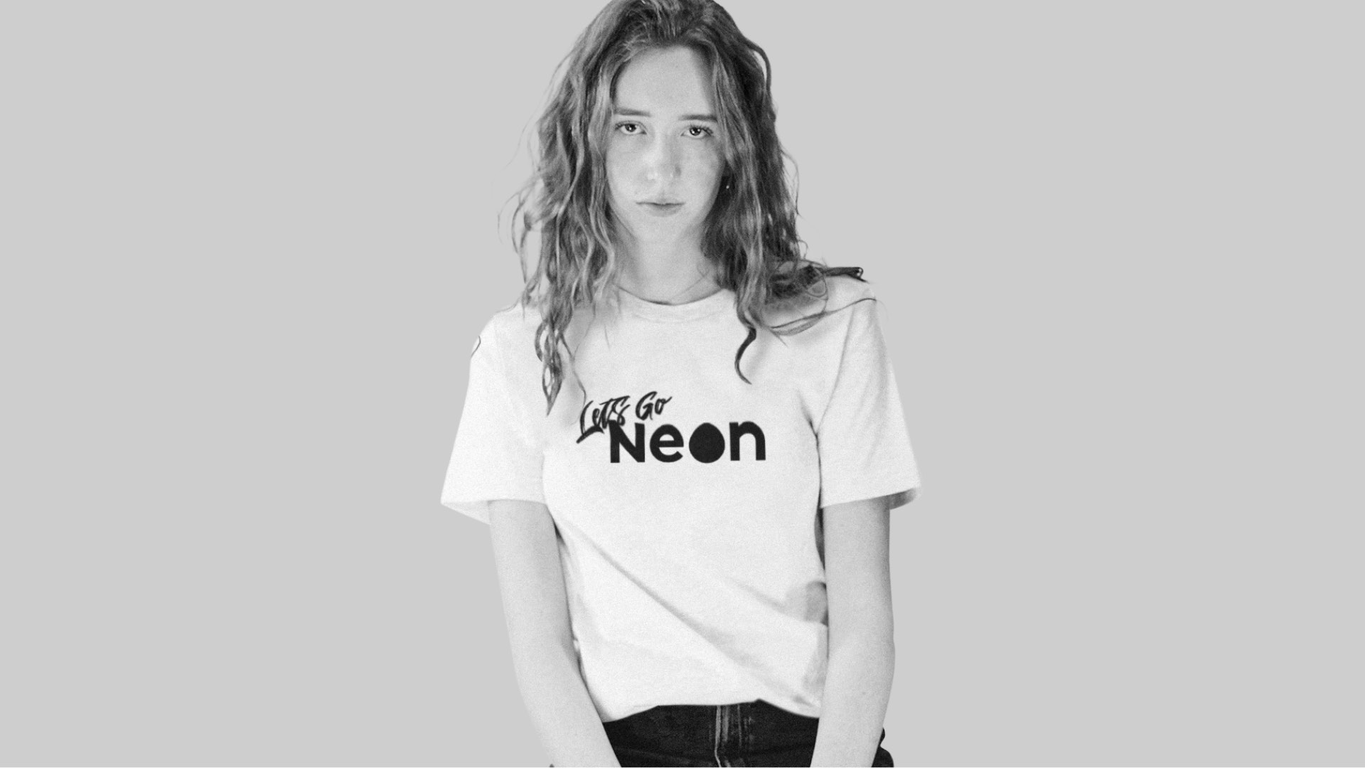 Merchandise Design Neon Shirt