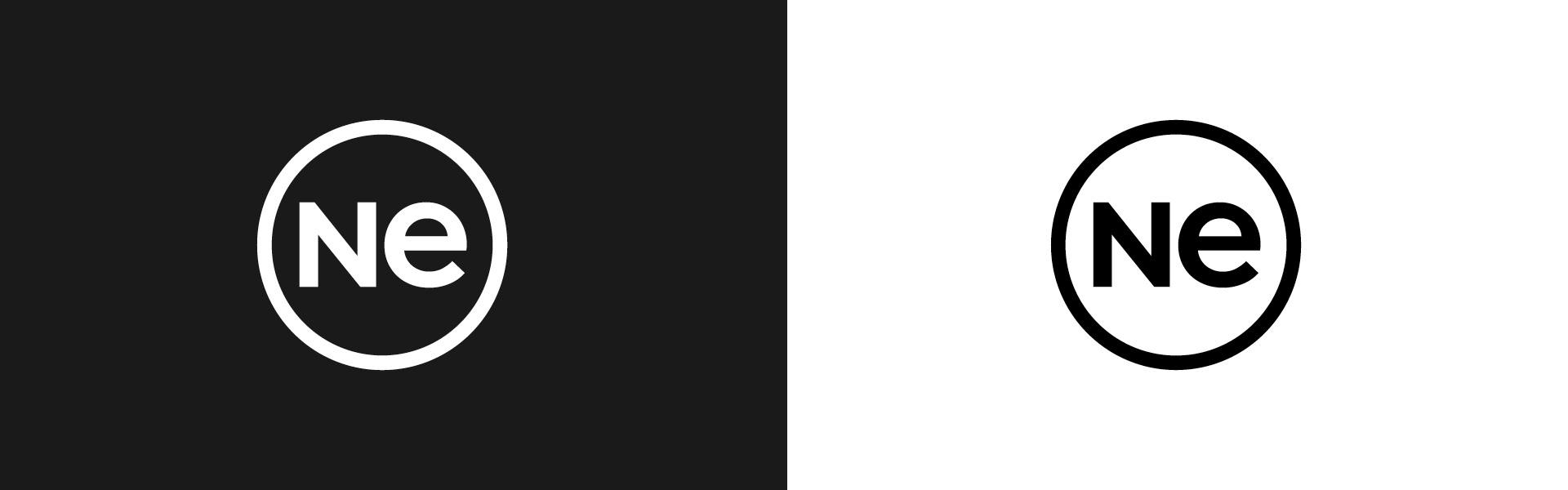 Logo Example Neon