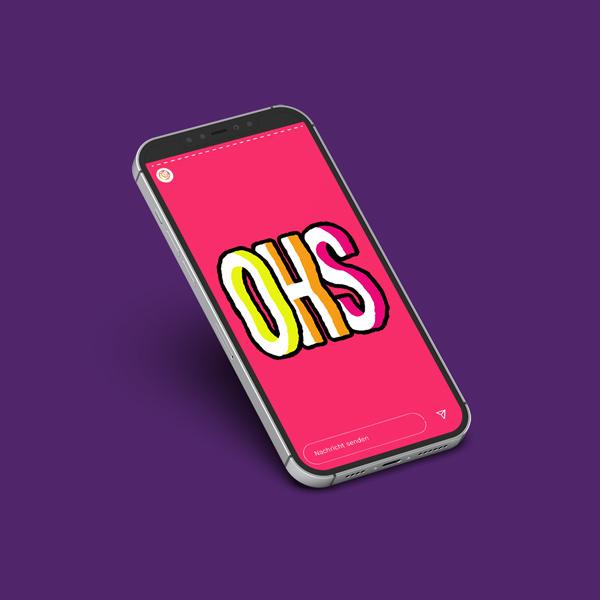OHS Animated Sticker Beispiel
