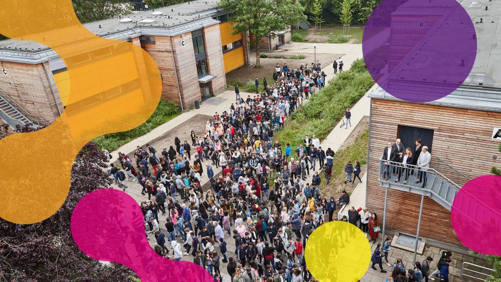 Otto-Hahn-Schule Corporate Design