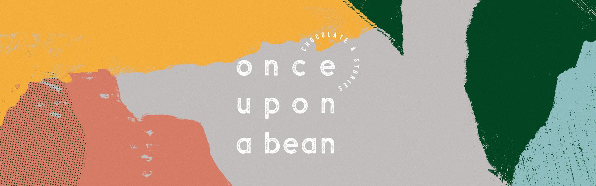 Once Upon A Bean Website Design