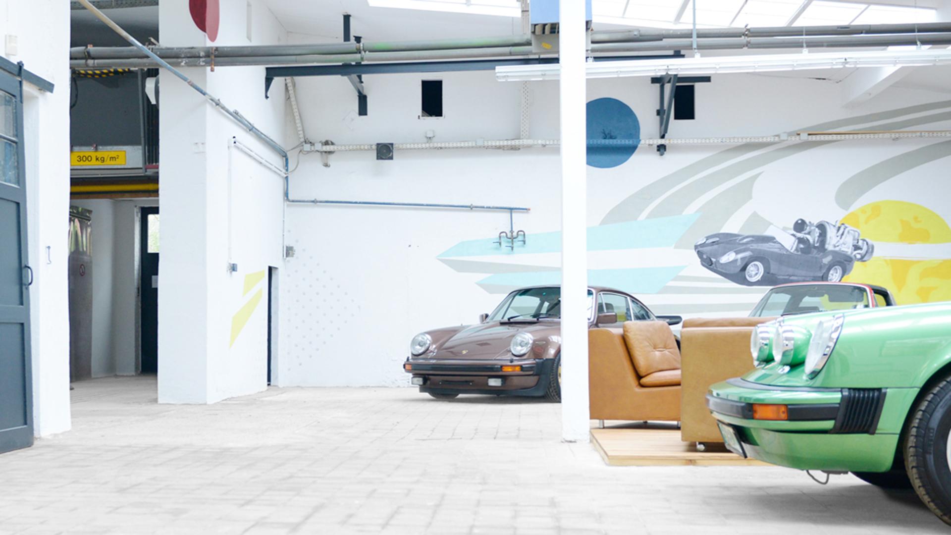 Brand Spaces und Murals